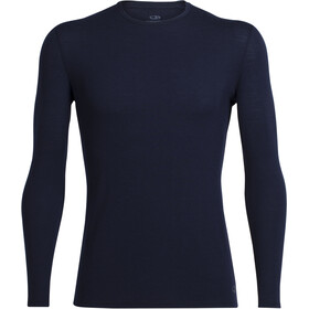 Icebreaker Anatomica LS Crew Top Men midnight navy